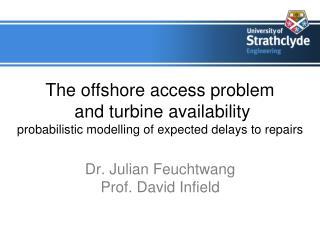 Dr. Julian Feuchtwang Prof. David Infield