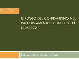 Il ruolo del  Co-Branding  nel rafforzamento di un'identità di marca