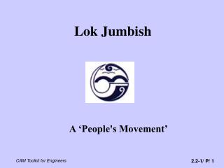 Lok Jumbish