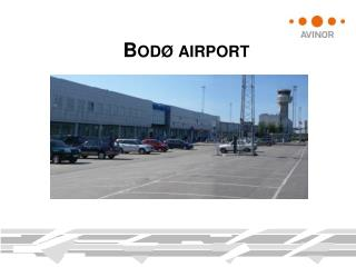 Bod� airport