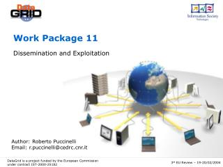 Work Package 11