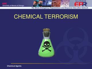 CHEMICAL TERRORISM