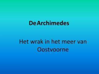 De Archimedes