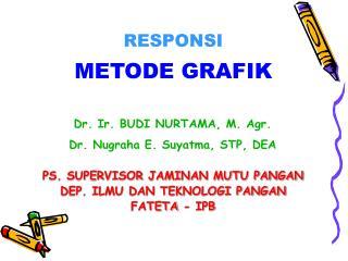 RESPONSI METODE GRAFIK