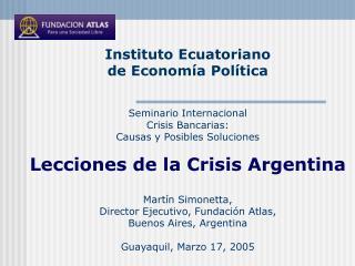 ¿Por qué se instauró la ley de Convertibilidad en Argentina en 1991?