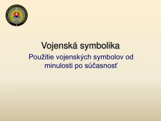 Vojenská symbolika