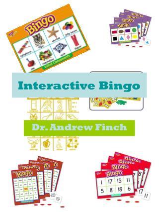 Interactive Bingo
