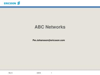 ABC Networks