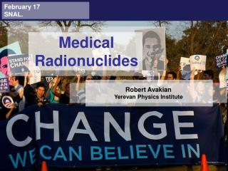 Medical Radionuclides