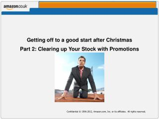 Getting off to a good start after Christmas Part 2: Clearing up Your Stock with Promotions
