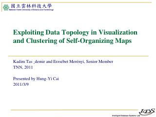 Exploiting Data Topology in Visualization and Clustering of Self-Organizing Maps