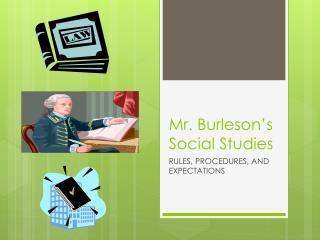 Mr. Burleson's Social Studies