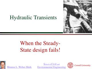 Hydraulic Transients