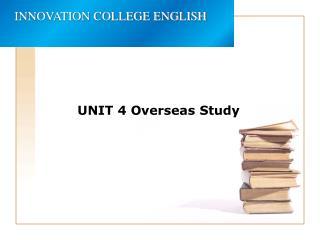 INNOVATION COLLEGE ENGLISH