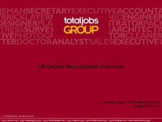 UK Online Recruitment Overview