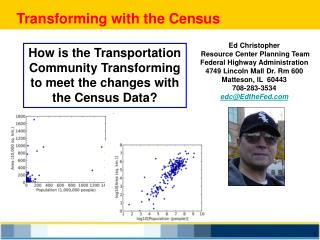 Transforming with the Census