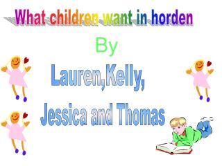 Jessica and Thomas