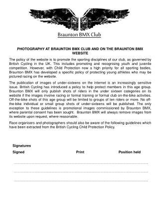 Braunton BMX Club