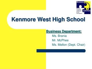Kenmore West High School