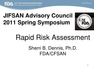 JIFSAN Advisory Council 2011 Spring Symposium