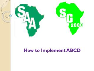 How to Implement ABCD