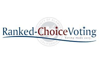 Ranked-Choice voting  sa  2012