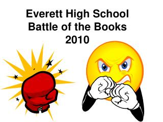 Everett High School Battle of the Books 2010
