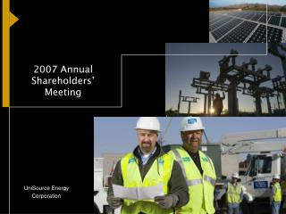 UniSource Energy Corporation