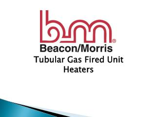 Tubular Gas Fired Unit Heaters