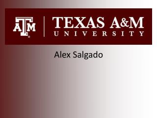 Alex Salgado