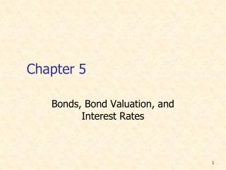Debt Instruments Quantitative Issues