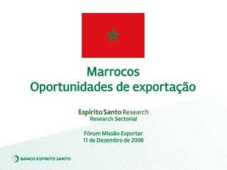 Fórum Missão Exportar 11 de Dezembro de 2008