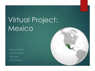 Virtual Project: Mexico