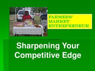 Farmers' Market Entrepreneur
