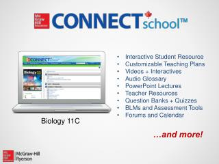 Interactive Student Resource Customizable Teaching Plans Videos + Interactives Audio Glossary