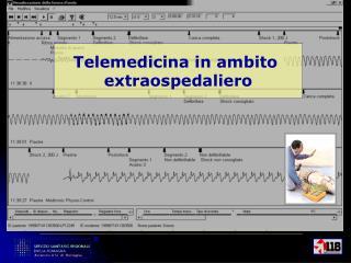 Telemedicina in ambito  extraospedaliero