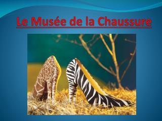 Le Musée de la Chaussure