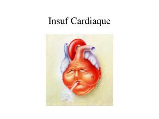 Insuf Cardiaque