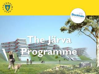 The  Järva Programme