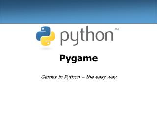 Pygame
