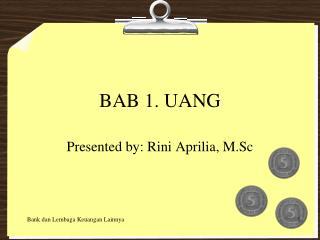BAB 1. UANG