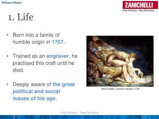 Born into a family of humble origin in  1757 .