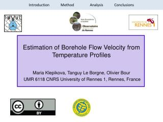 Estimation of Borehole Flow Velocity from Temperature Profiles