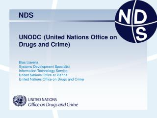 UNODC (United Nations Office on Drugs and Crime)