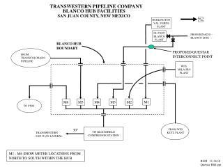 TRANSWESTERN PIPELINE COMPANY