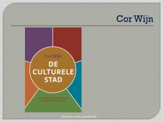 Cor Wijn