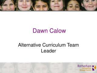 Dawn Calow