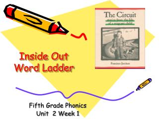 Inside Out Word Ladder