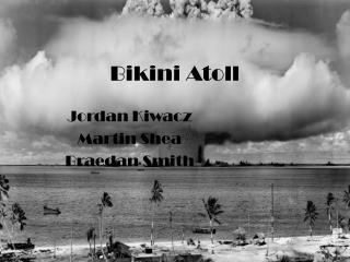 Bikini Atoll