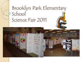 Brooklyn Park Elementary School Science Fair 2011